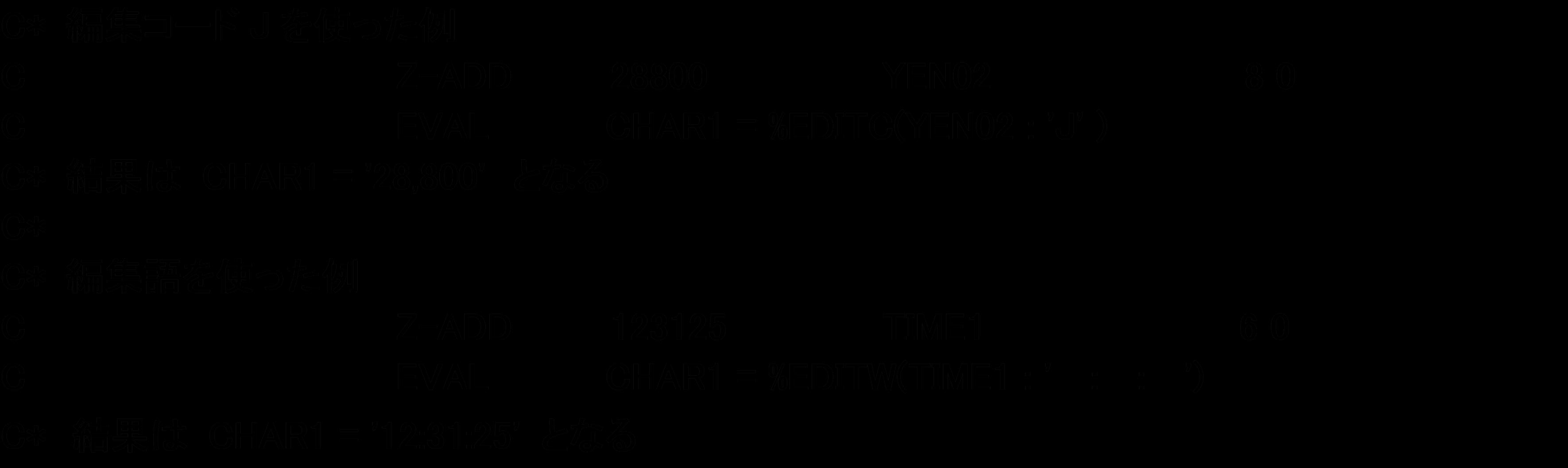 %EDITCと%EDITWの使用例